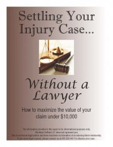 ORS 20.080 personal injury claim guide