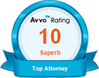 Avvo Rating - Superb