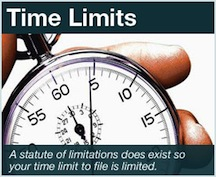 oregon statutes of limitations, portland car accident time limits, how long to file injury lawsuit