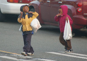 Kids With ADHD More At Risk When Crossing the Street