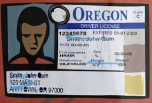Senate Bill 833, ORegon auto insurance laws, immigrants can get drivers licenses