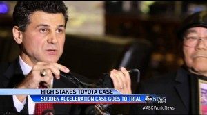 Wrongful Death Case Against Toyota Started This Week