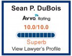 DuBois Avvo Rating
