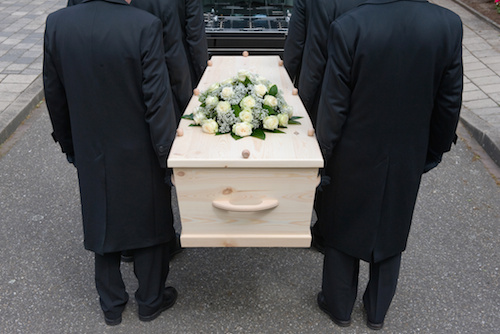 Wrongful Death Claim: What does Estate mean?