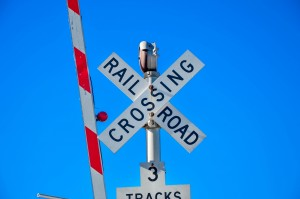 Railroad Crossing Safety Tips