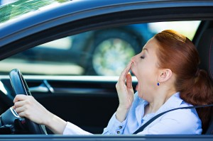 The Warning Signs of Drowsy Driving