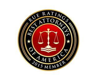 Best Attorneys of American 2015 Member