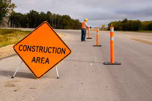 Tips to Avoiding Construction Zone Car Accidents